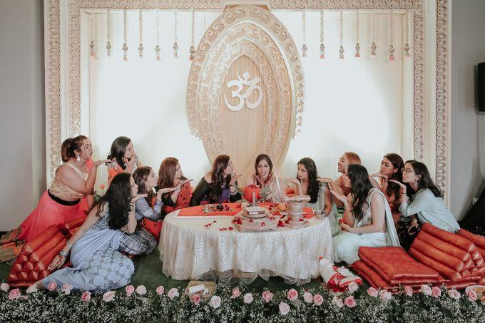 Gopal & Tripti Wedding Day 2 by InterContinental Bandung Dago Pakar - 012