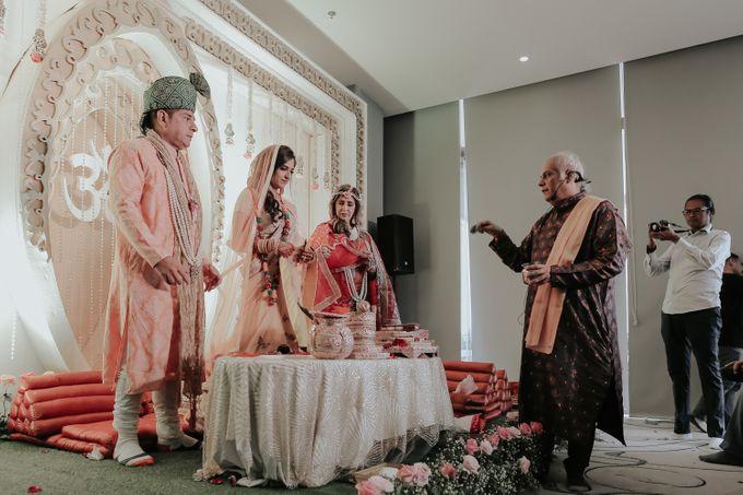 Gopal & Tripti Wedding Day 2 by InterContinental Bandung Dago Pakar - 014