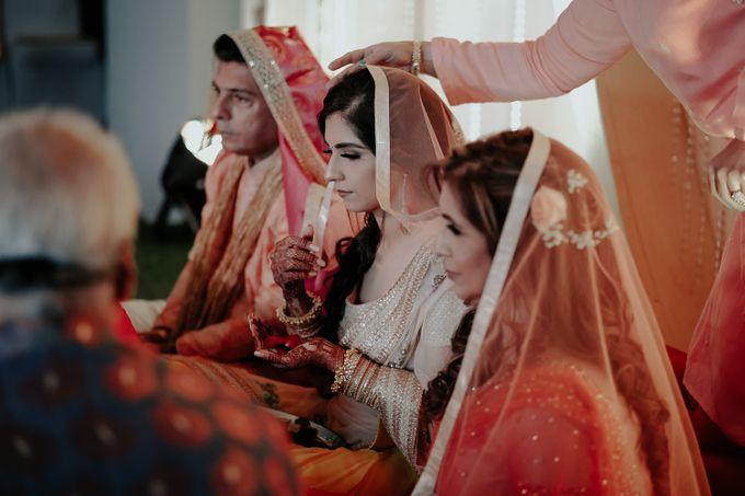 Gopal & Tripti Wedding Day 2 by InterContinental Bandung Dago Pakar - 015