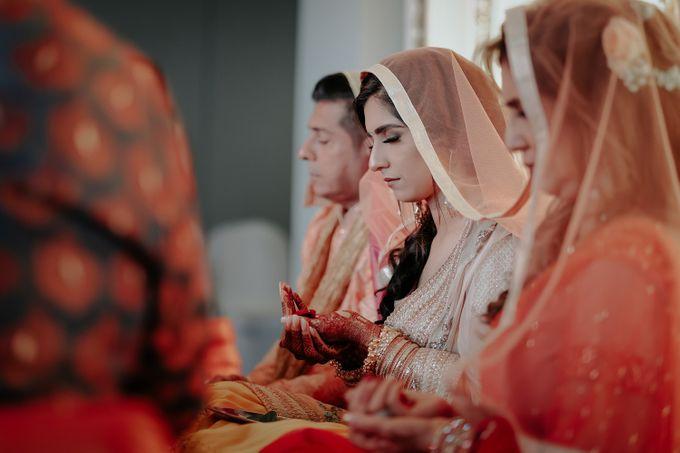 Gopal & Tripti Wedding Day 2 by InterContinental Bandung Dago Pakar - 016