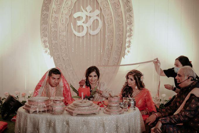 Gopal & Tripti Wedding Day 2 by InterContinental Bandung Dago Pakar - 017