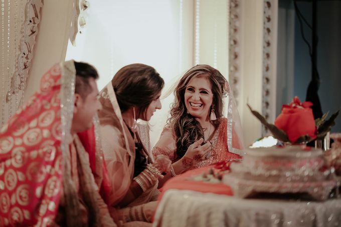 Gopal & Tripti Wedding Day 2 by Little Collins Photo - 018