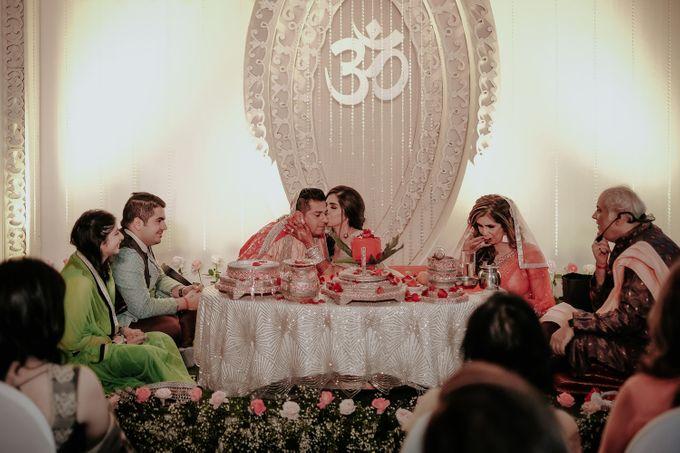 Gopal & Tripti Wedding Day 2 by InterContinental Bandung Dago Pakar - 019
