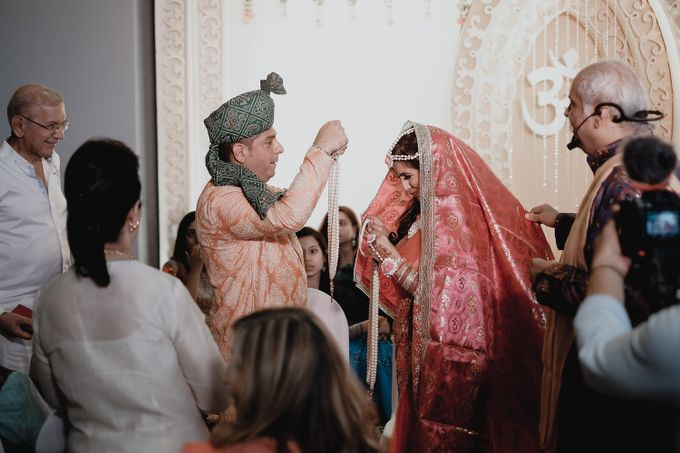 Gopal & Tripti Wedding Day 2 by InterContinental Bandung Dago Pakar - 021