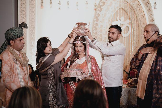 Gopal & Tripti Wedding Day 2 by InterContinental Bandung Dago Pakar - 022