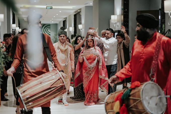 Gopal & Tripti Wedding Day 2 by InterContinental Bandung Dago Pakar - 023
