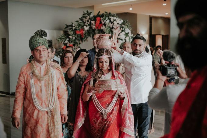 Gopal & Tripti Wedding Day 2 by InterContinental Bandung Dago Pakar - 024