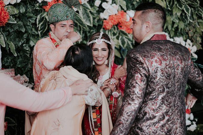 Gopal & Tripti Wedding Day 2 by InterContinental Bandung Dago Pakar - 025