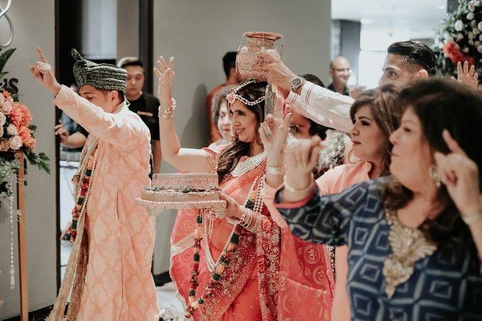 Gopal & Tripti Wedding Day 2 by InterContinental Bandung Dago Pakar - 026