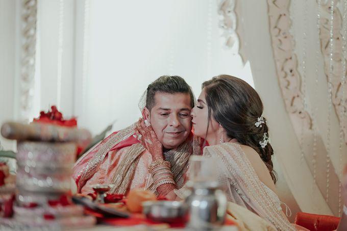 Gopal & Tripti Wedding Day 2 by InterContinental Bandung Dago Pakar - 027