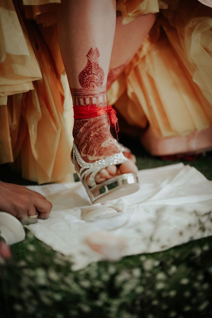 Gopal & Tripti Wedding Day 2 by InterContinental Bandung Dago Pakar - 029