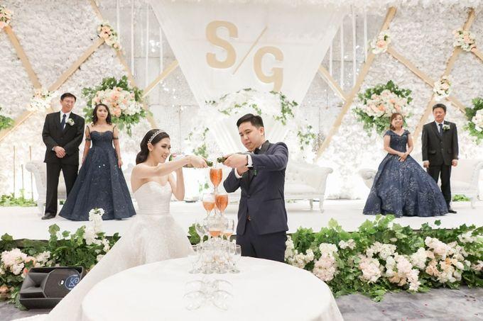 Wedding Of Sastra & Gracia (Green) by Ohana Enterprise - 036