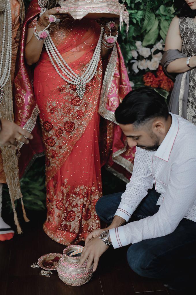 Gopal & Tripti Wedding Day 2 by InterContinental Bandung Dago Pakar - 030