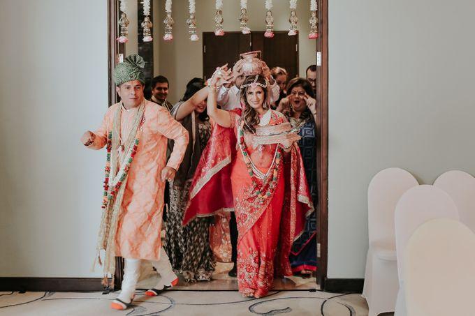 Gopal & Tripti Wedding Day 2 by InterContinental Bandung Dago Pakar - 031
