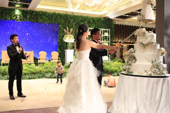 MC Wedding Ayana Mid Plaza Jakarta - Anthony Stevven by MOSCATO MOMENTS EVENTS - 014
