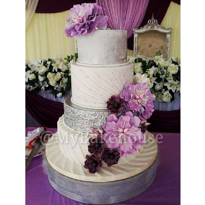 Wedding Cakes by My Bakehouse - 007