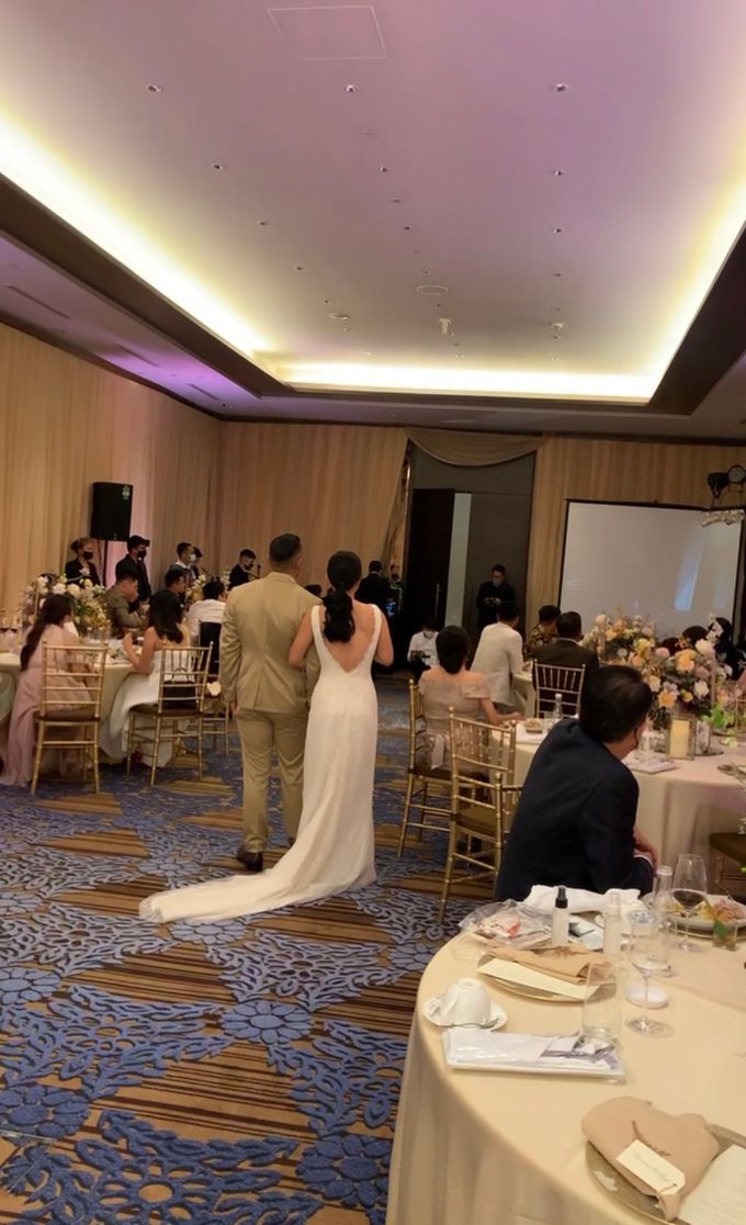 MC Wedding Intimate at Jade Room Fairmont Hotel Jakarta by Anthony Stevven by Anthony Stevven - 001