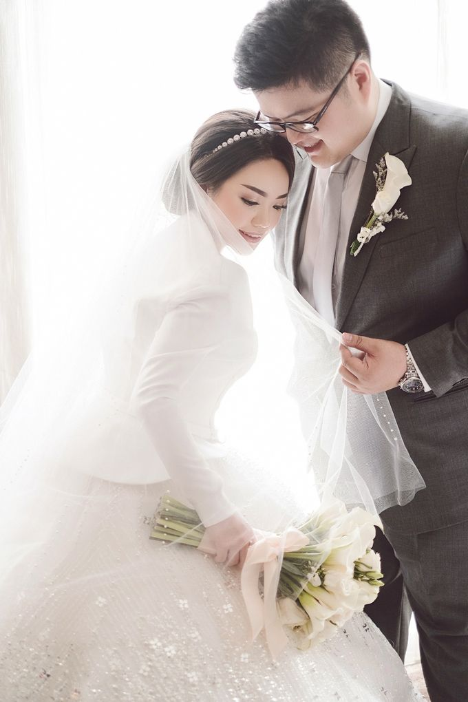 The Wedding of Denny & Maya by Yumi Katsura Signature - 013