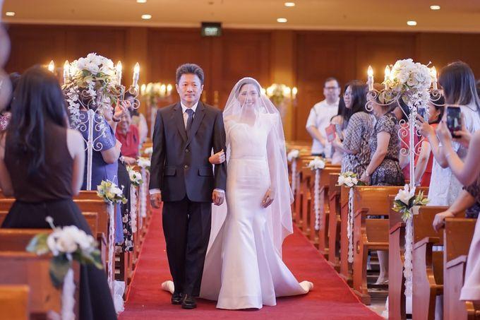 Wedding Of Sastra & Gracia (Green) by Ohana Enterprise - 035