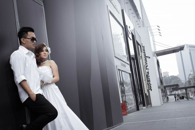 Malaysia Prewedding Session ( Icha & Robin ) by behind the scenes photography - 003