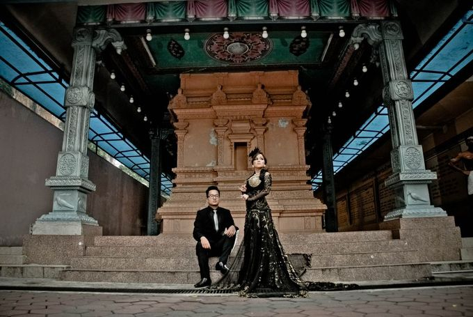 Malaysia Prewedding Session ( Icha & Robin ) by behind the scenes photography - 004