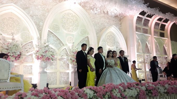 The Wedding Alfian And Tika by C+ Productions - 004