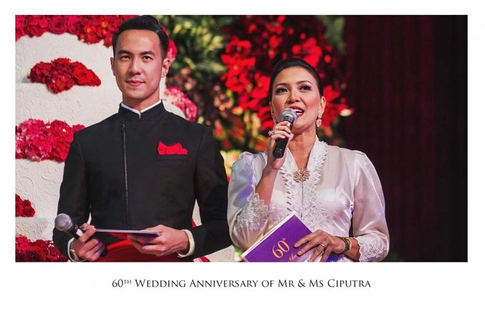 Ciputra 60th Wedding Anniversary by Culture Royale Catering - 037