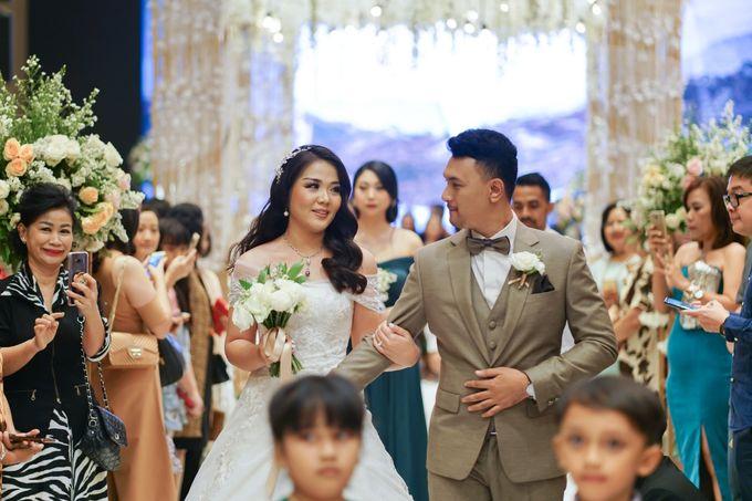Wedding Of Adi & Pricilia by Ohana Enterprise - 025
