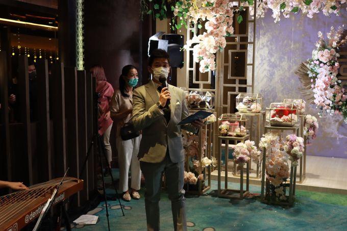 Chinese Instrumental Sangjit Taste Paradise Hyatt Jakarta - Double V by Double V Entertainment - 010