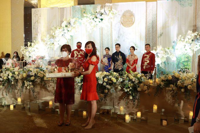 Entertainment Sangjit Hotel Mulia Jakarta by Double V Entertainment by Albert Yanuar - 035
