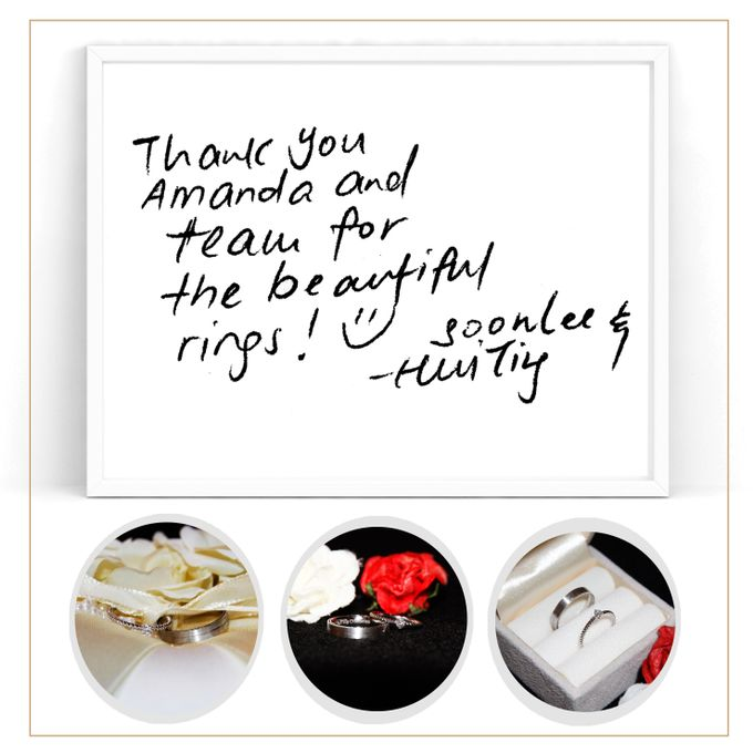 Guest Notes of eClarity couples by eClarity Diamonds - 001