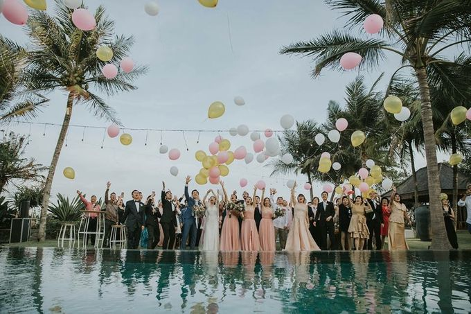 Wedding of Evelyn & Keith by Beyond Decor Company - 038