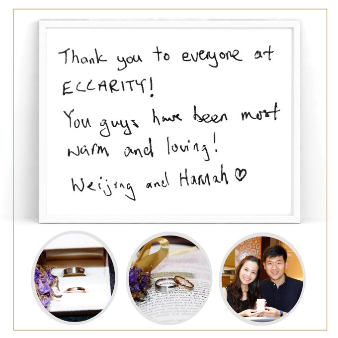 Guest Notes of eClarity couples by eClarity Diamonds - 022