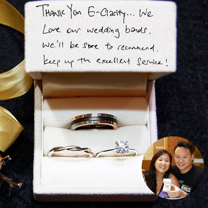 Guest Notes of eClarity couples by eClarity Diamonds - 040