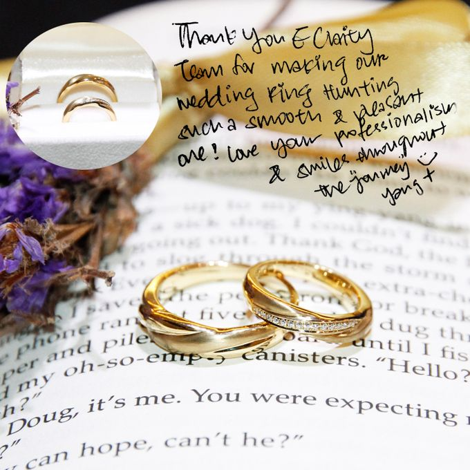 Guest Notes of eClarity couples by eClarity Diamonds - 026