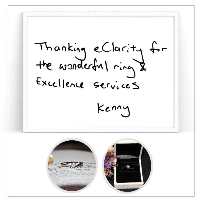 Guest Notes of eClarity couples by eClarity Diamonds - 007