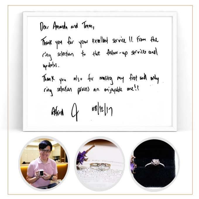 Guest Notes of eClarity couples by eClarity Diamonds - 011