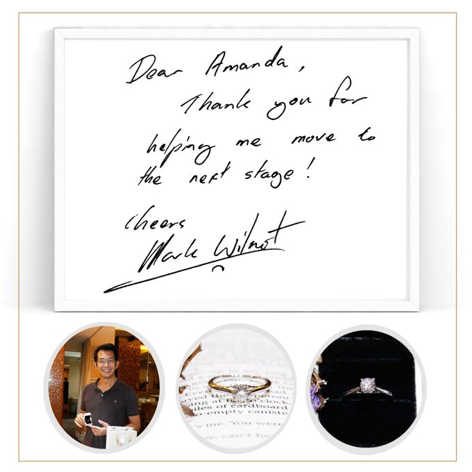 Guest Notes of eClarity couples by eClarity Diamonds - 013