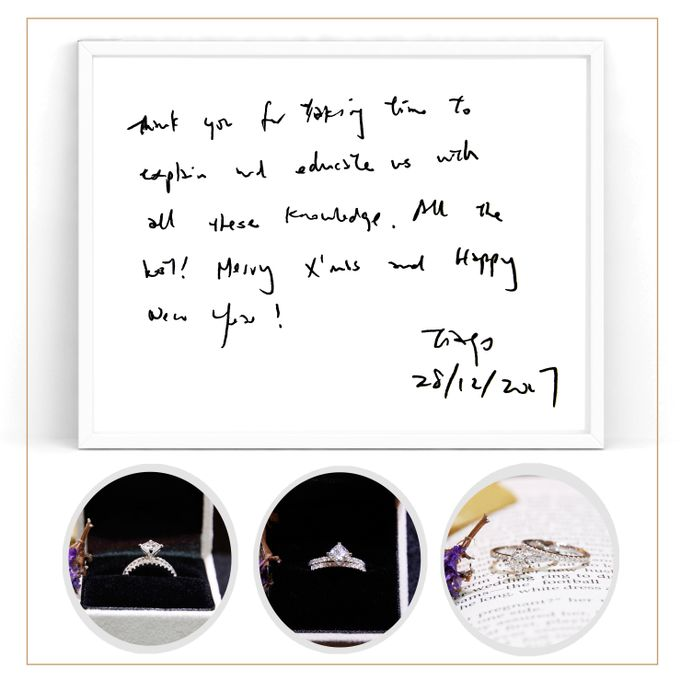 Guest Notes of eClarity couples by eClarity Diamonds - 016