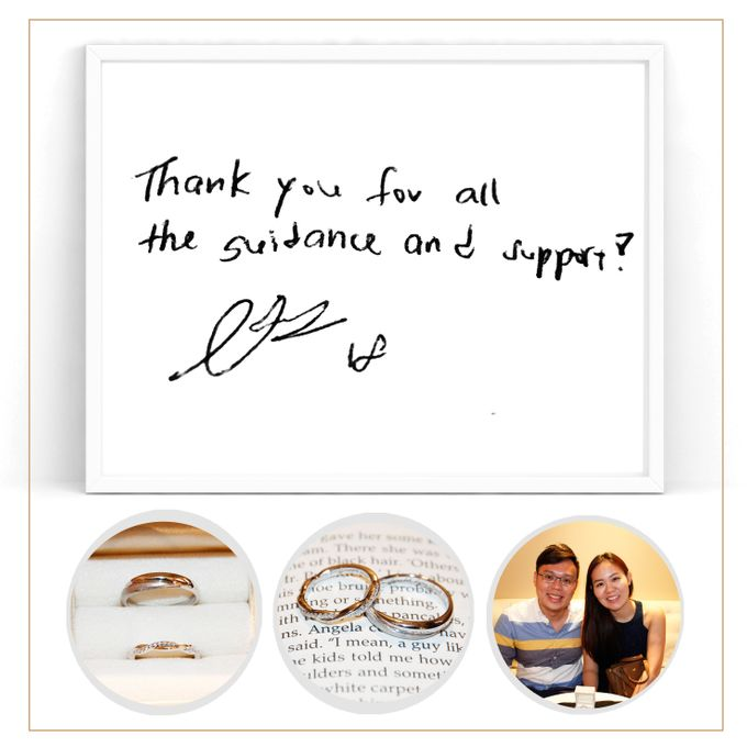 Guest Notes of eClarity couples by eClarity Diamonds - 035