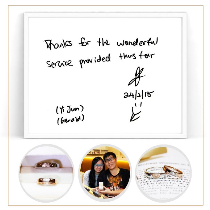 Guest Notes of eClarity couples by eClarity Diamonds - 037