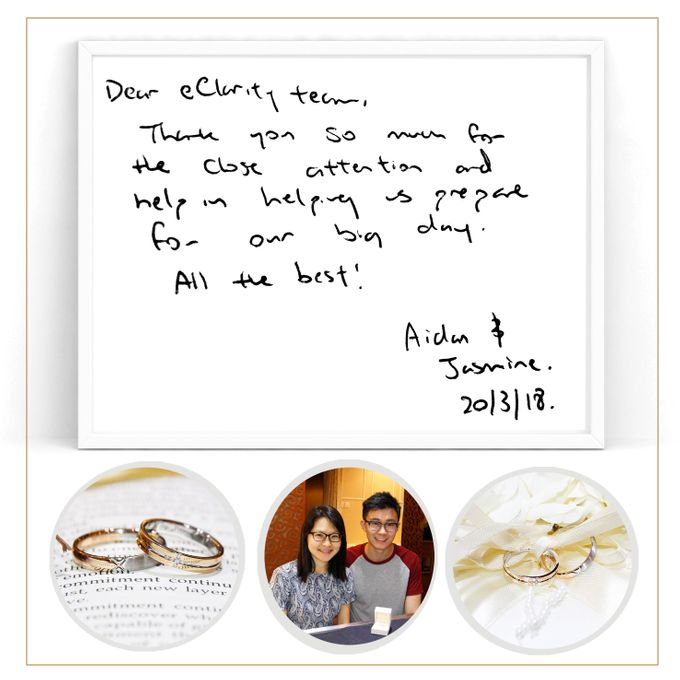 Guest Notes of eClarity couples by eClarity Diamonds - 039