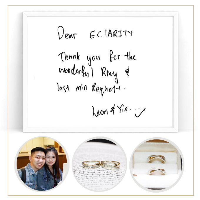 Guest Notes of eClarity couples by eClarity Diamonds - 042
