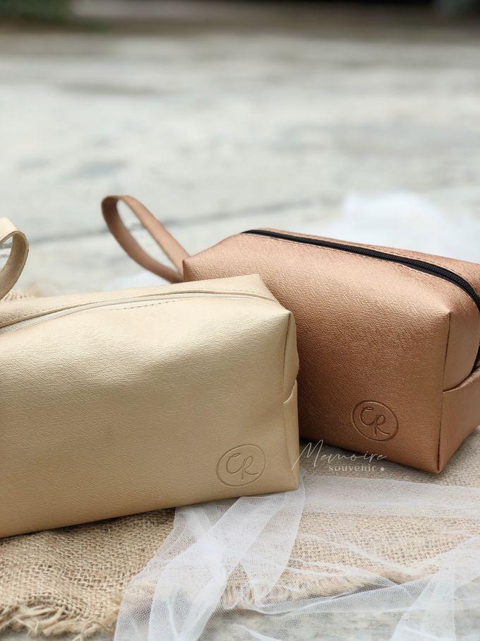 Boxy Pouch for Cinta & Radhi by Memoire Souvenir - 004