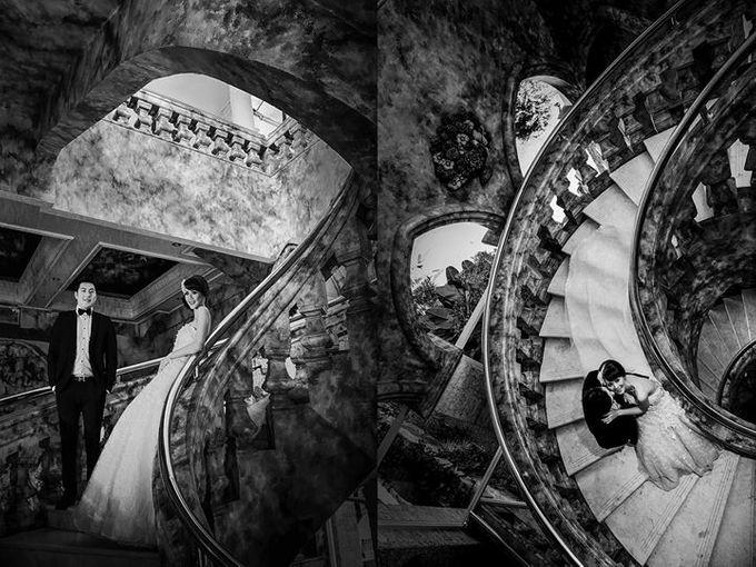 Neo-Classics PreWedding Concepts | David + Ryca | by YSD by YSD Photography - 008