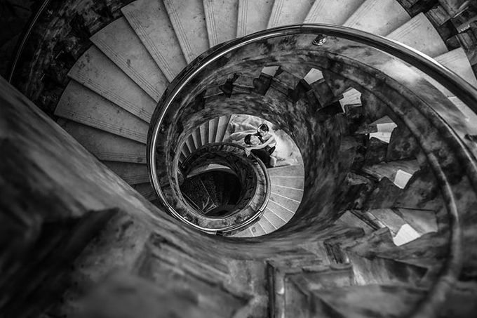 Neo-Classics PreWedding Concepts | David + Ryca | by YSD by YSD Photography - 009