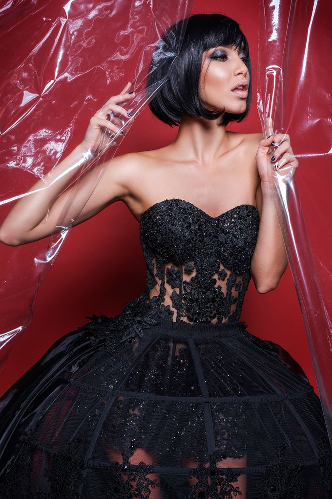 Black Collection by Crystal Clarissa - 010
