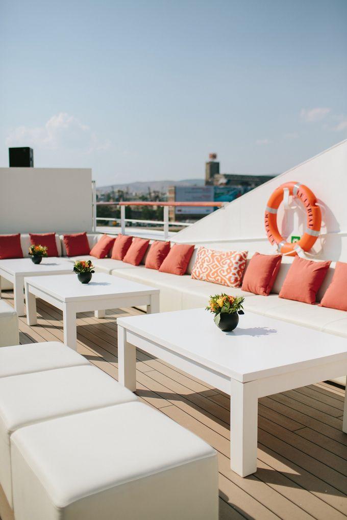 The Medditeranean Cruise Wedding by Stella & Moscha Weddings - 006