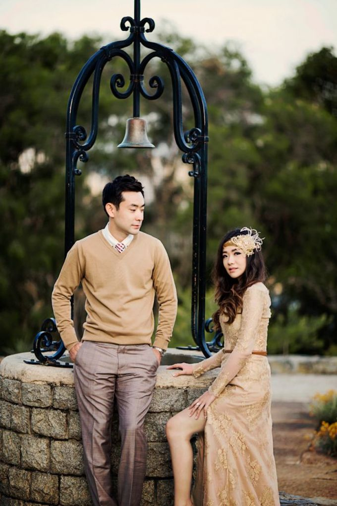 Love, Universal Language - Yeon and Maria Prewedding by Antony by Vow Pictures - 008