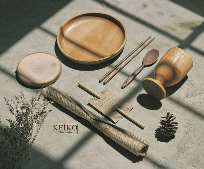 Wedding Souvenir by Keiko Wood Design - 001